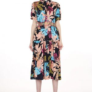 Vestido Maxi Print